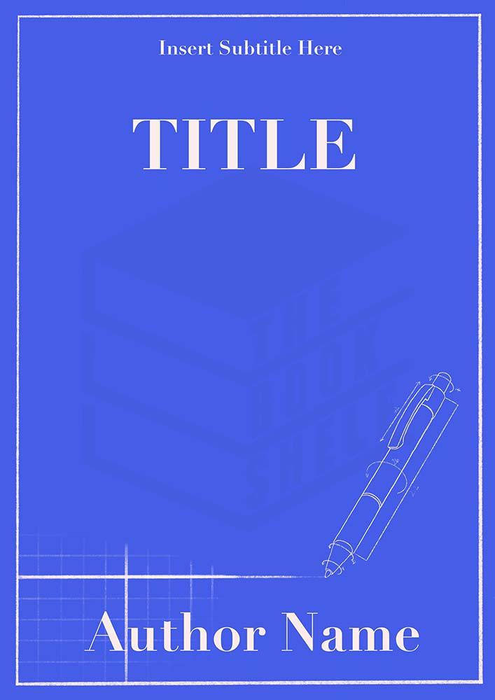 Blueprint Pen Cover