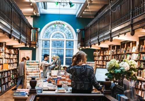 Will Bookshops Ever Die Out?